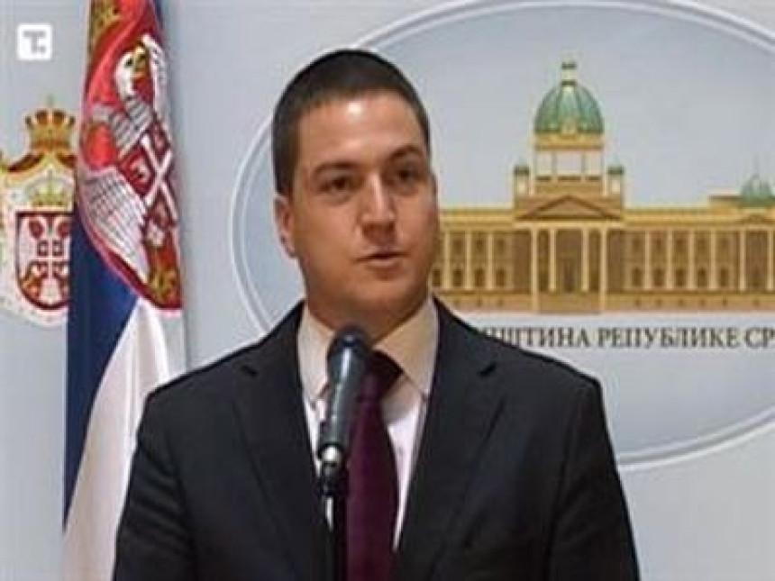 Ružić: Nema uvođenja viza Srbiji