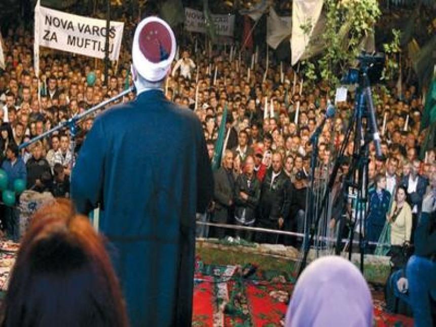 Muslimani u Sandžaku protiv uticaja Turske
