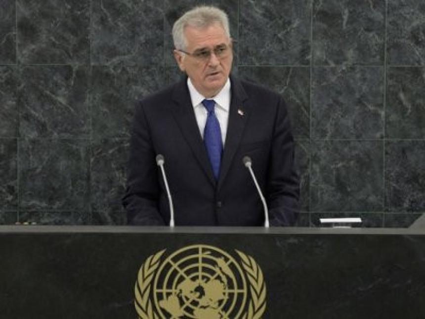 Nikolić: Ne prihvatamo Kosmet u UN