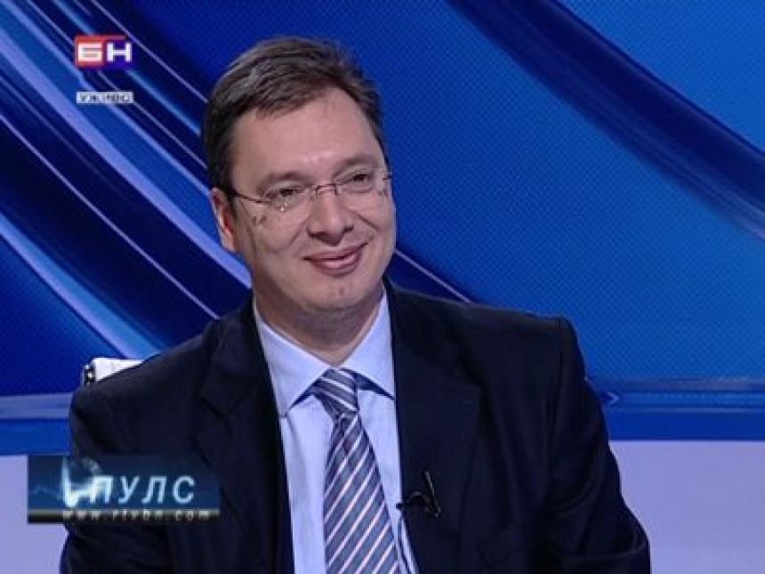 Vučić novi premijer!