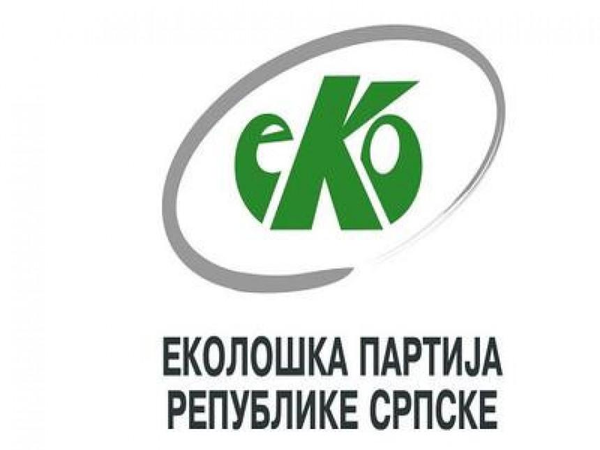 Ekološka partija: Veto na prirodne resurse