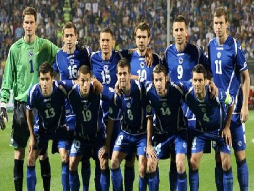 Dodik čestitao fudbalskoj reprezentaciji BiH