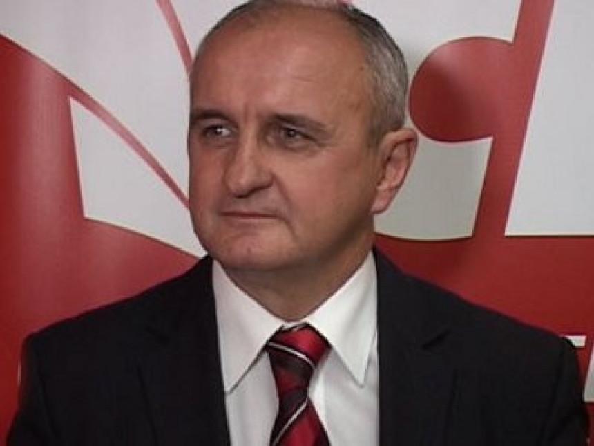 Đokić ostaje šef socijalistima (VIDEO)