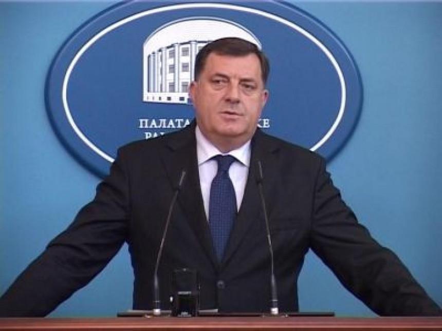 """Dodik: """"Ne bojim se referenduma"""""""