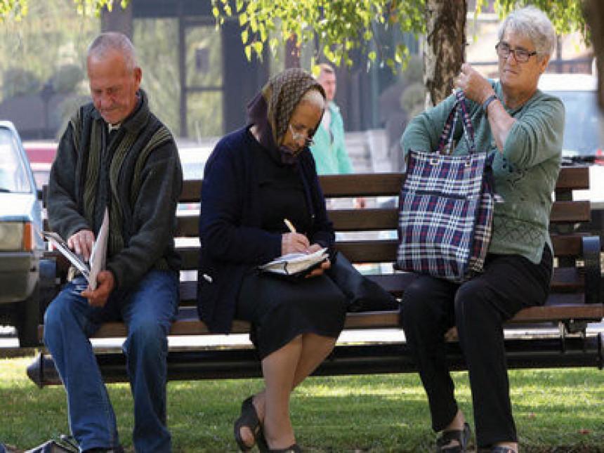 Počela isplata penzija u Srpskoj