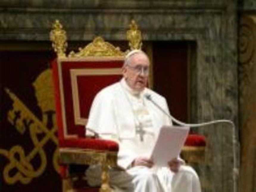 Papa Franjo na meti mafije?