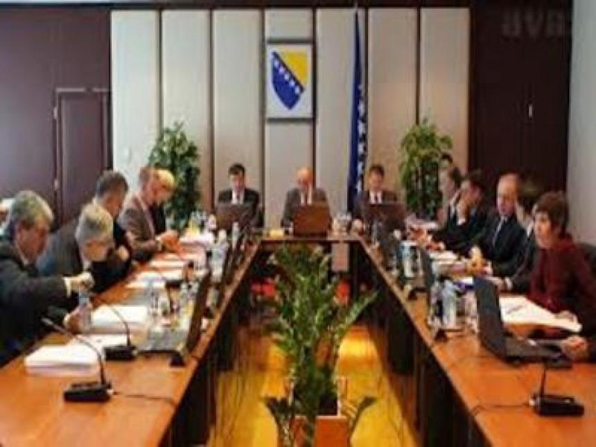 Hrvatski ministri protiv budžeta
