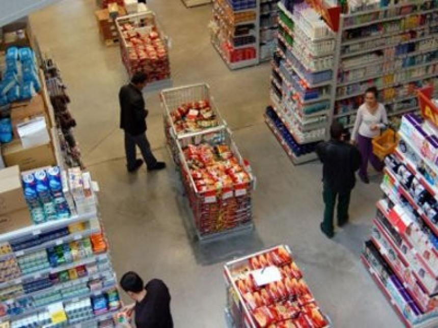 Hrana u BiH najskuplja u regionu