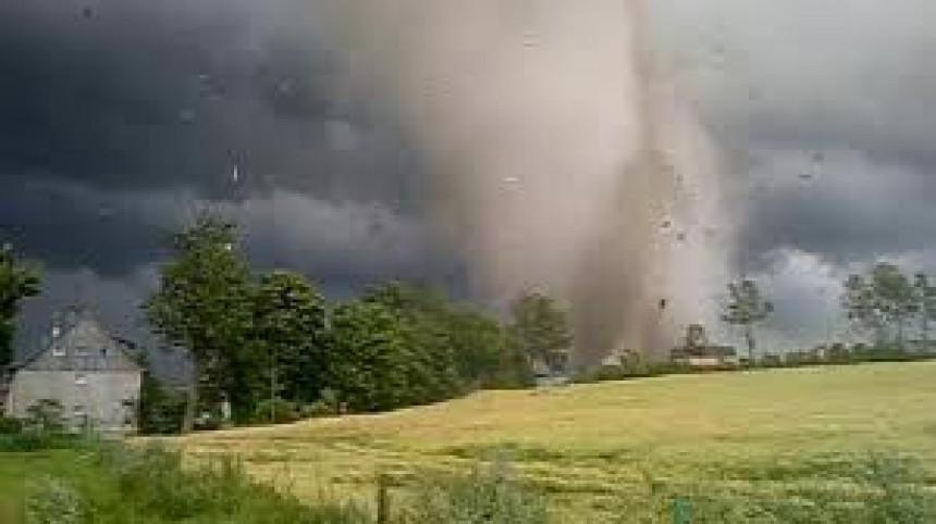 Tornado u Poljskoj