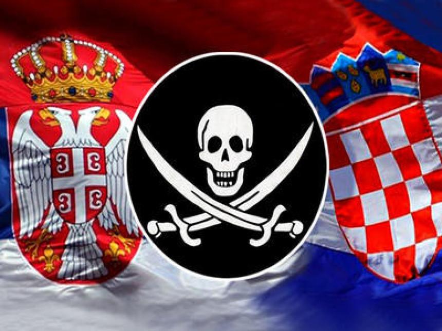 Srbi i Hrvati zajedno ratuju protiv piraterije!