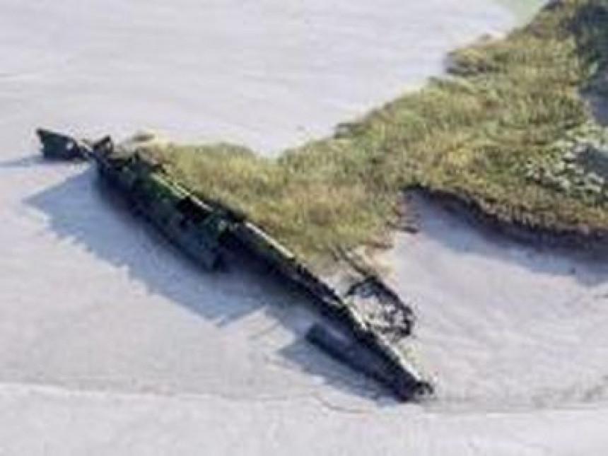 »Isplivala« podmornica iz Prvog svjetskog rata