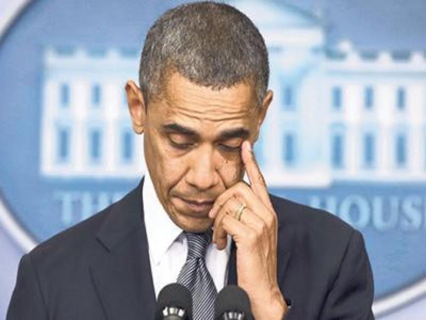 Obama: Ova godina mi nije najgora!