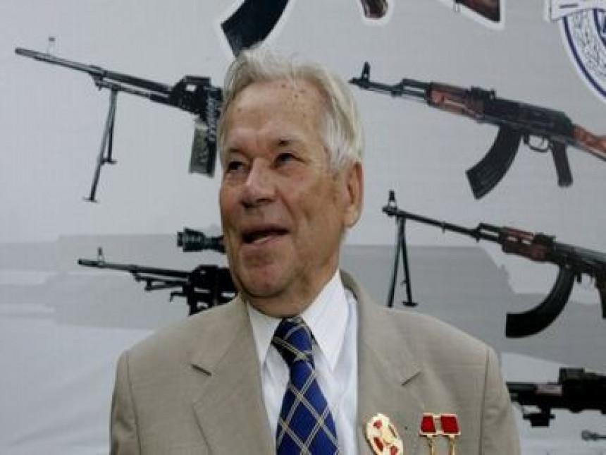 Preminuo Mihail Kalašnjikov