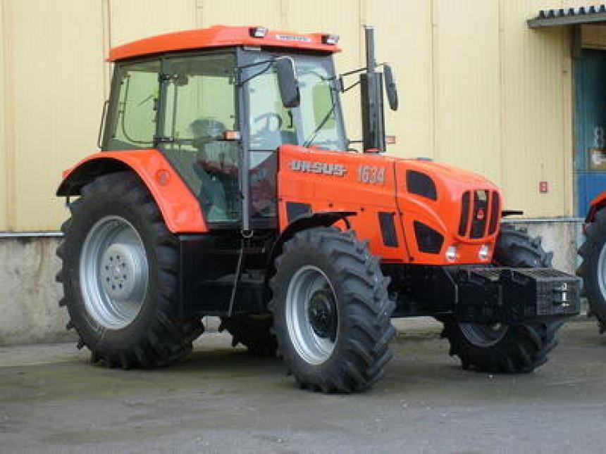 Производња трактора у Бијељини далеко од плана