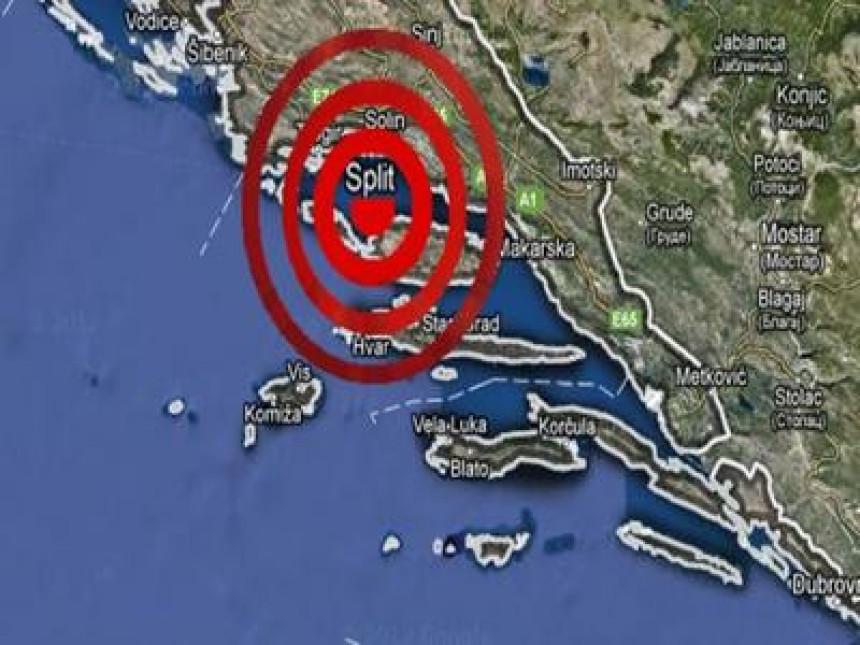 Zemljotres u Dalmaciji i Hercegovini