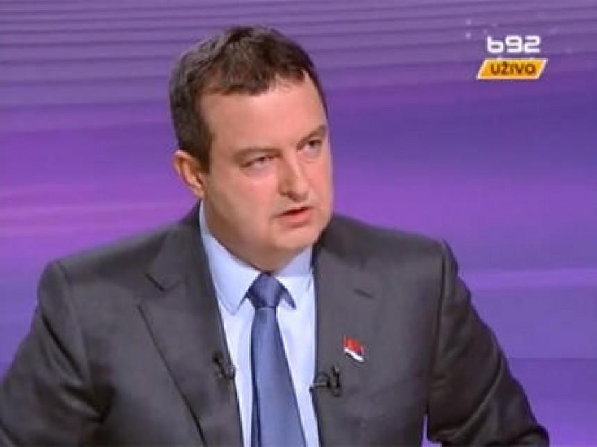 Dačić: Izbori nisu prioritet