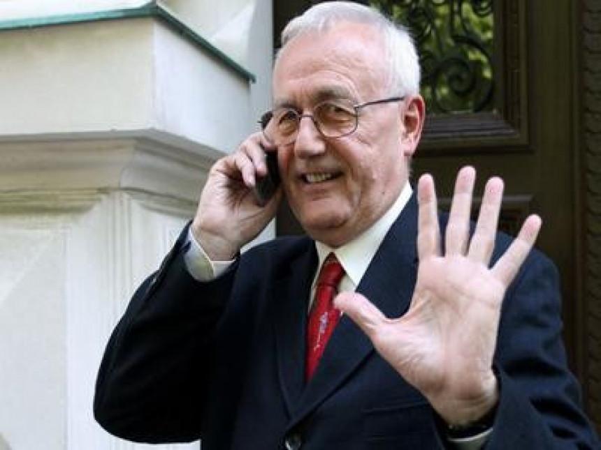 U Zagrebu uhapšen Josip Perković