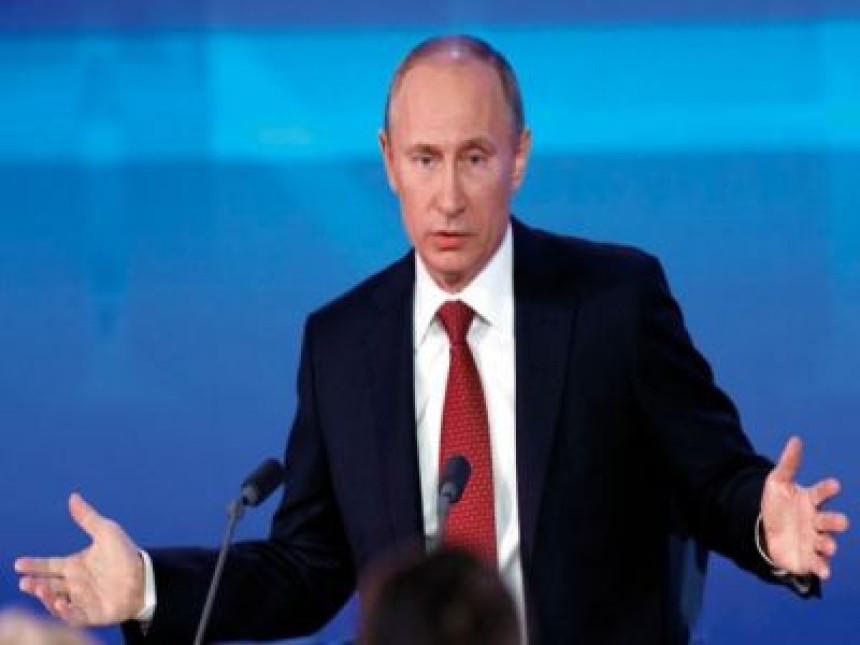 Putin ukinuo zabranu protesta tokom Olimpijade