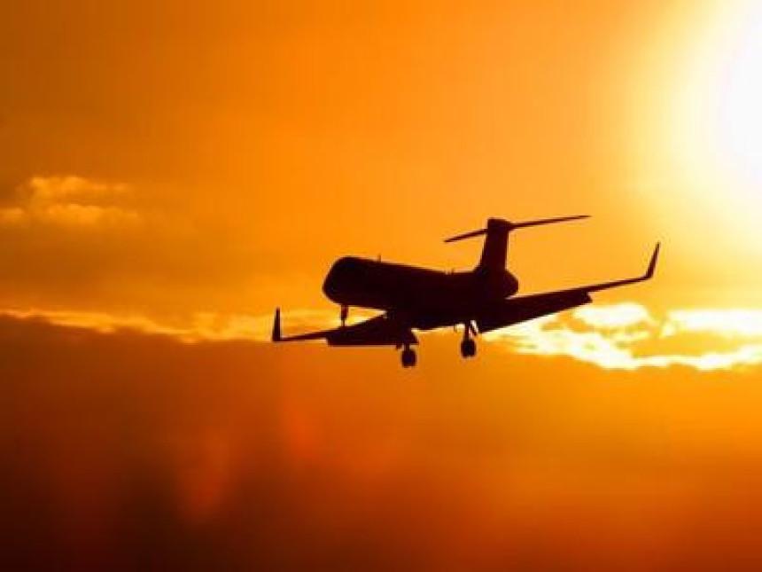 Pilot aviona doživio srčani udar