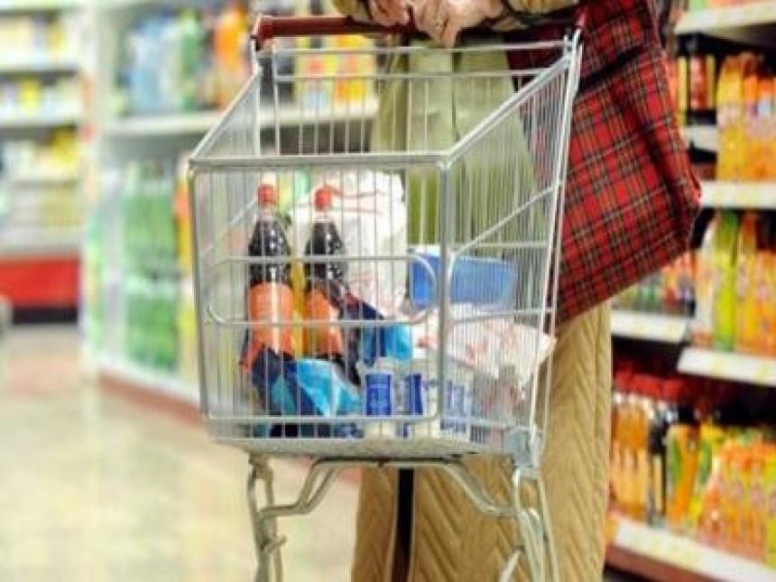Puna potrošačka korpa nedostižna