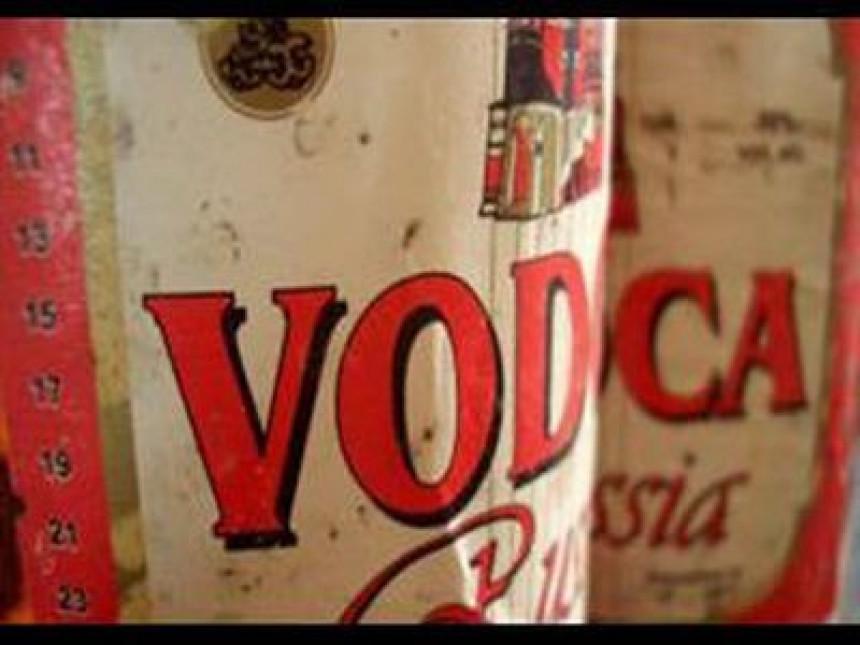 Votka kriva za prerano umiranje Rusa