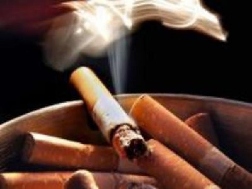 Cigarete dnevno odnesu 3,3 miliona KM