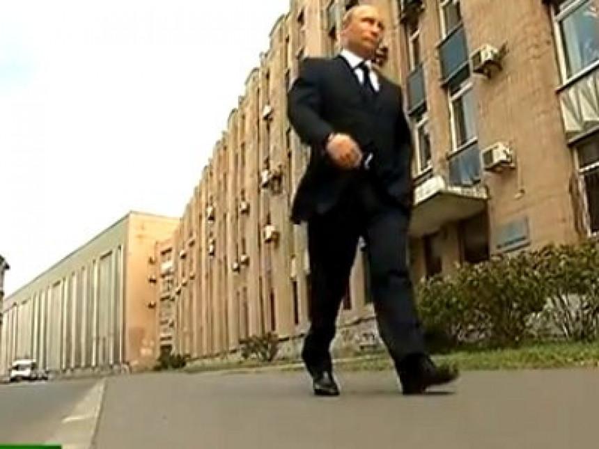 Putin - No. 1