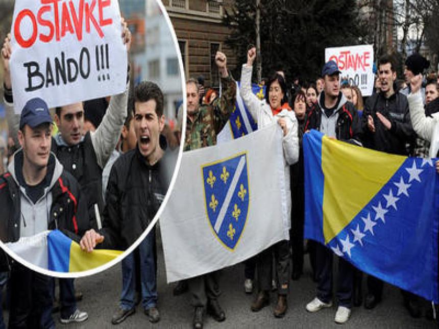 Upozorenje na opasnost eskalacije u BiH