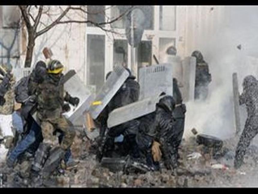 Raste broj mrtvih u sukobima u Kijevu