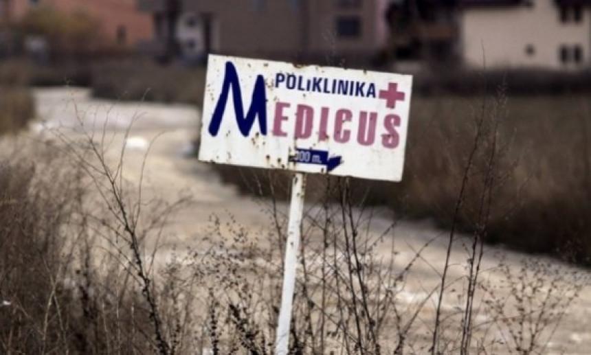 """""""Žuta kuća"""" nastavljena u klinici  """"Medikus"""""""