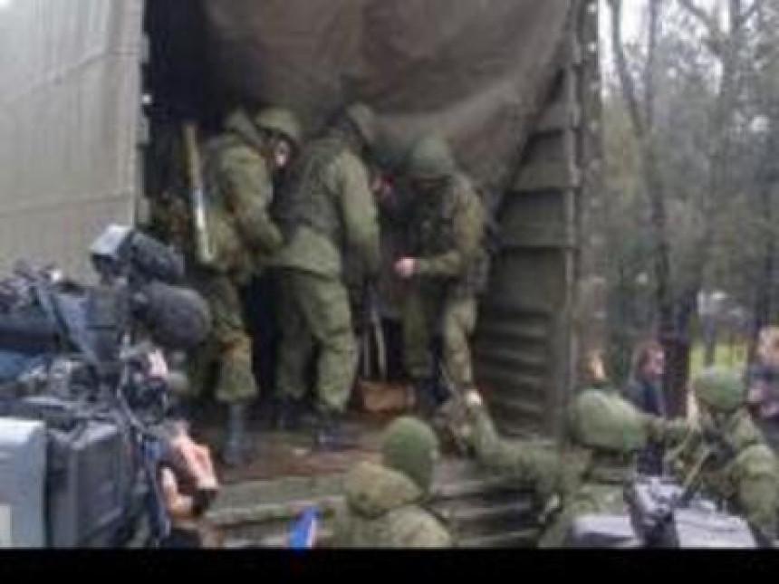 2.000 ruskih vojnika stiglo na Krim?