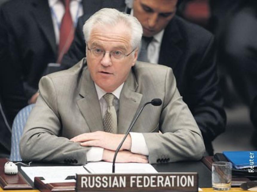 Čurkin: Radimo u okvirima dogovora s Ukrajinom