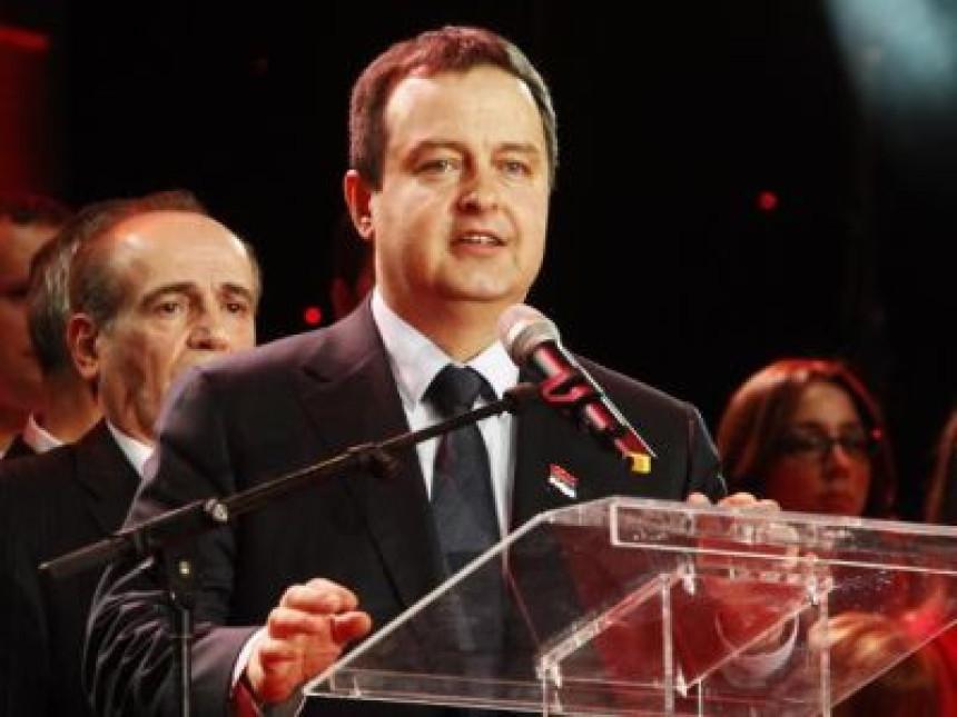 Dačić: Srbiju ne mogu voditi kratkovidi