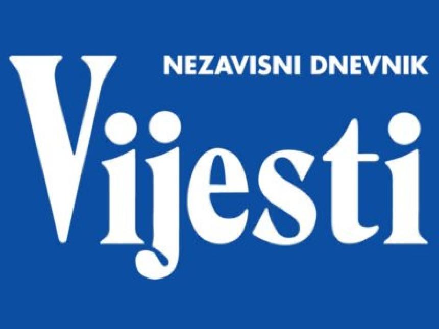"""Hapšenje zbog napada na """"Vijesti"""""""