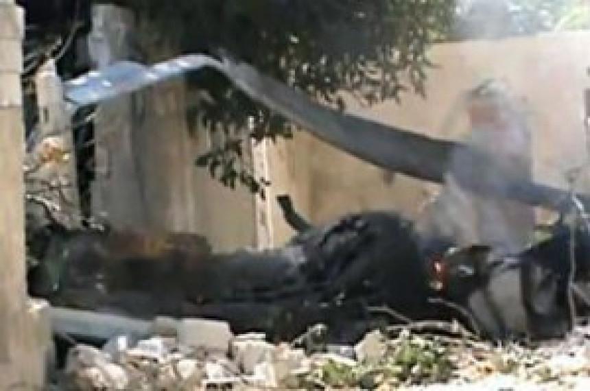 Od eksplozije bombe dvoje mrtvih
