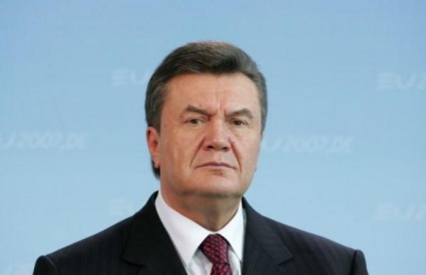 Janukovič: Nove vlasti Ukrajine žele rat