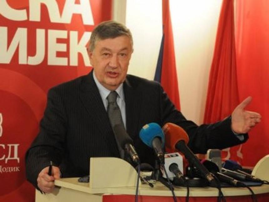 Radmanović: SNSD ima najbolji rejting i ponovo pobjeđuje!