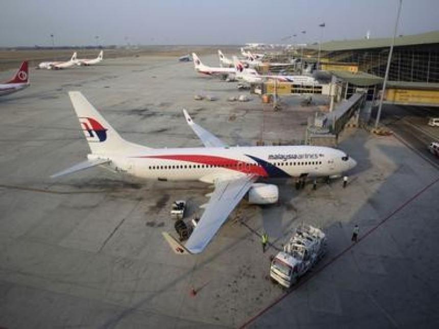 Komunikacije namjerno isključene, avion letio više od 7 sati
