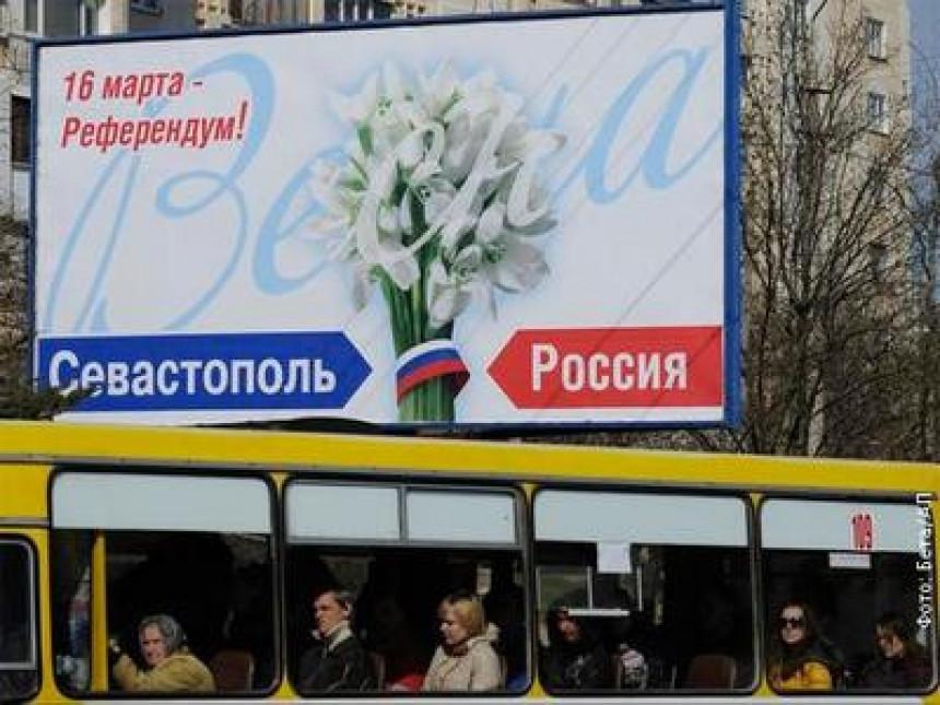 Krim, Kosovo i dvostruki aršini