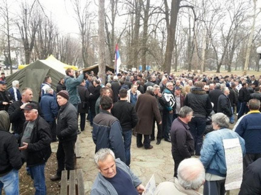 Danas protesti boraca u Banjaluci