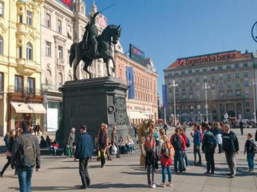 Drastičan pad zaposlenih u Hrvatskoj