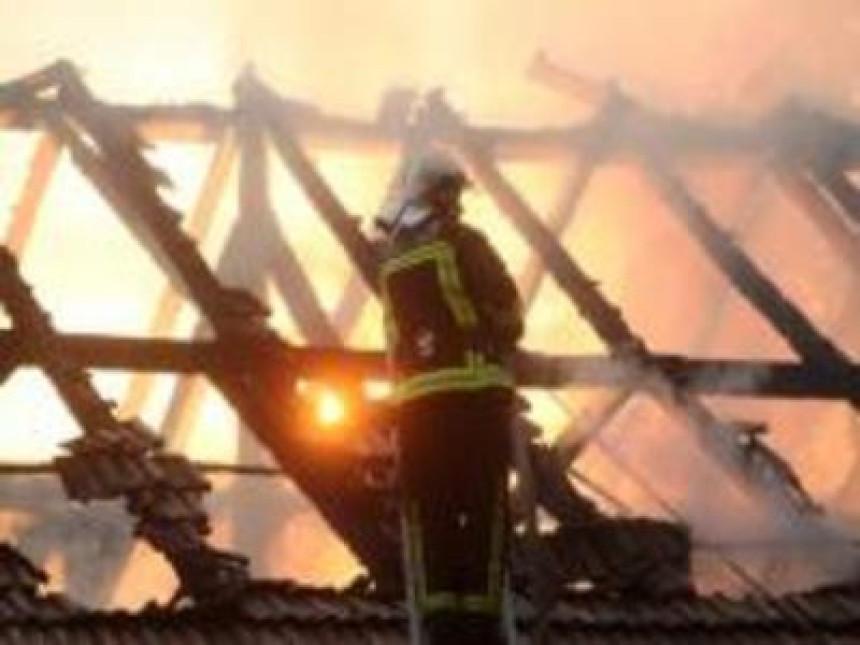 Požar u Nova DI Vrbas podmetnut