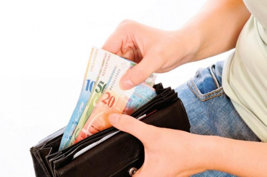 Švajcarci uvode minimalac od 4.000 franaka?!
