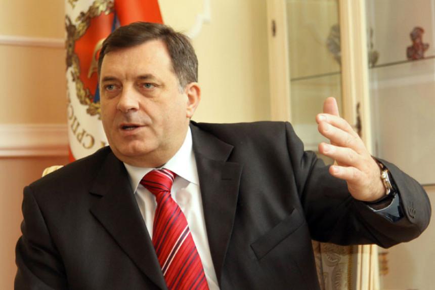 Dodik: Svaki dan smo sve jači