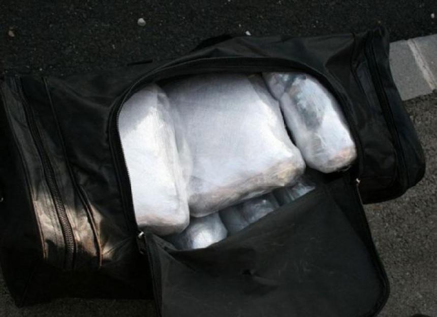 Na graničnom prelazu pronađeno 11 kg marihuane