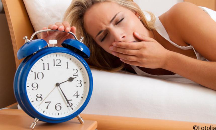 TEST: Koliko je sna dovoljno? (VIDEO)