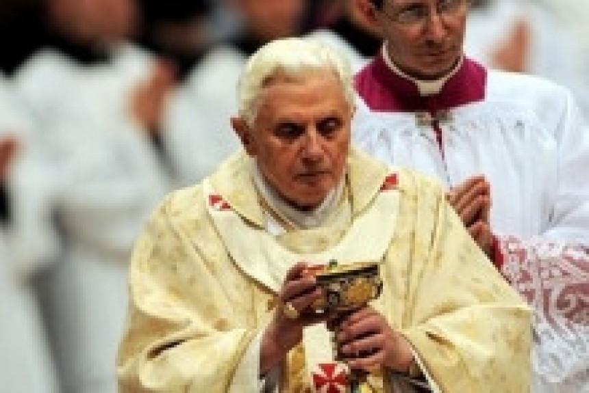 Papa poručio političarima da budu moralni, u protivnom….