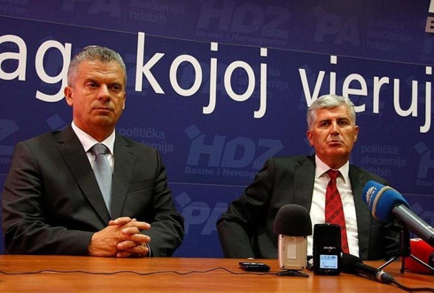 """HDZ """"čuva"""" Radončića"""