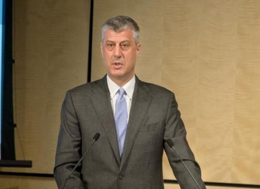 Tači favorit za predsjednika Kosova