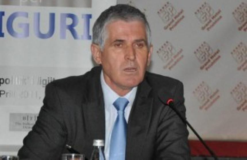 Redžepi: Nema pregovora o severa Kosova